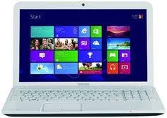 Toshiba Satellite C855-2F0 15.6-inch Notebook (White)-(Intel Core i3-2348M 2.3GHz