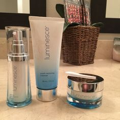 Awesome New skincare line I am trying!  If you are interested in a sample, email me at sparkywoman2016@gmail.com