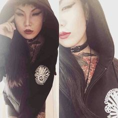 www.crmc-clothing.co.uk | WE SHIP WORLDWIDE Model - @ayanasato1 #japanesegirl #japanese #japanesegirls #goth #vampire #tattoed #asian #hotasian #kawaii #kawaiigoth #kawaiigirl #tattooedmodel #alt #altgirl #altmodel #altchick #alternativegirl #alternativechick #metalchick #tattooedgirl #tattooedwomen #girlswithtattoos #japanesetattoo #japanesestyle #fashionista #fashionstatement #instafashion #fashiongram #altfashion #stylefashion