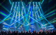 Concert Lighting and other Outdoor Venues | RAT PAC DIMMERS