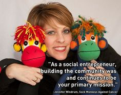 Podcast with SMAC! Founder Jennifer Windrum by @StartSomeGood. Episode 3.  #crowdfunding  #socent #socialgood