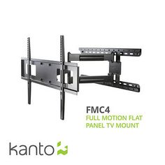 Kanto Ps100 Tilting Single Stud Mount For 26 In To 50 In