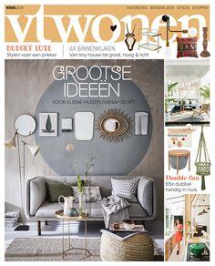 vtwonen magazine cov