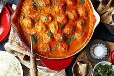 Chicken Meatball Tikka Masala - The Candid Appetite