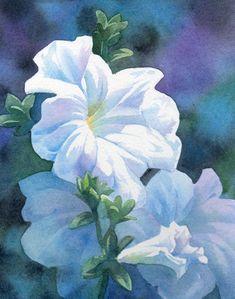 Tutt'Art@   Pittura * Scultura * Poesia * Musica   : Barbara Fox   American watercolor painter