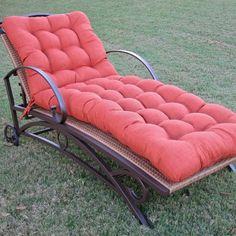 Diy Lounge Chair Cushions Lounge Chair Cushions Outdoor