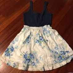 NWOT- Abercrombie Kids Dress Never worn. This is Abercrombie and kids dress. Super cute and in perfect condition! I PACK AND SHIP NEXT DAY! I PACK AND SHIP NEXT SAY! I SELL CHEAPER ON M (alexxaordonez) Abercrombie & Fitch Dresses Mini
