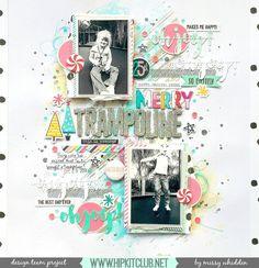 Merry Trampoline *Hip Kit Club*
