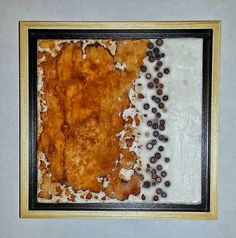 Adding rust to your encaustic paintings is a super fun technique that is extremely easy to do once you have the right tools. Lab, Wax Art, Altered Canvas, Collage Techniques, Painting Techniques, Map Painting, Building Art, Encaustic Painting, Chalk Pastels