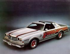 1976 Buick Century - Indy 500 Pace Car ★。☆。JpM ENTERTAINMENT ☆。★。