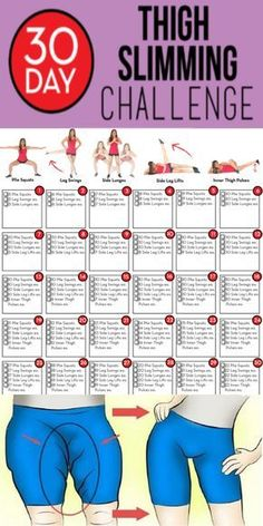 30 day thigh slimming challenge get healthy, thigh challenge, workout chall Reto Fitness, Fitness Herausforderungen, Easy Workouts, At Home Workouts, Plie Squats, 30 Day Workout Challenge, Squat Challenge, 30 Day Thigh Challenge, Monthly Challenge