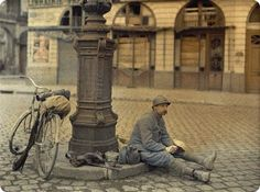 Colour photos, not colourized, from WW I, 1917