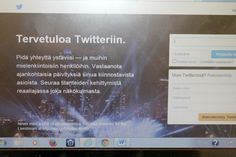 Twitter on toimittajaksi opiskelevan työkalu - Tutka
