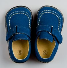 Blue Suede Shoes.  OMG these are sooo cute!