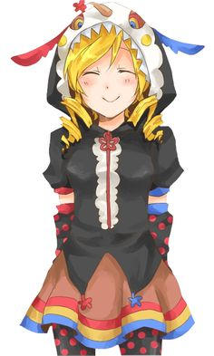 Mami Tomoe Charlotte Hoodie (I may be crying just from looking at this.)