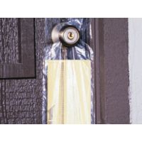 Door knobs bags, #UniversalPlastic is leading manufacturer and suppliers offers clear poly newspaper bags, plastic door knobs bags in different sizes from California, USA. Visit us to shop for custom printed door knobs bags at wholesale prices #manufacturer #supplier #plasticbags #polybags #customprintedbags #doorknobsbag