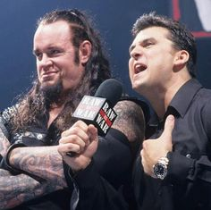 The Undertaker & Shane McMahon