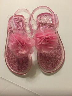 *SALE* Adidas adilette play infant girls sandals pink C7