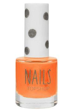 Topshop | Nail Polish (2 for $14) #Topshop #nail #polish