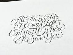 Love this script type