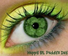 Happy St. Patrick's Day! #optometry
