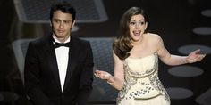 Why James Franco Wishes He Didn't Host The Oscars    All is well that ends well, of course. Anne Hathaway went on to win her first Oscar in 2013 for playing Fantine in Tom Hooper's Les Miserables. And James Franco is being interviewed because he's a leg   https://www.cinemablend.com/news/1725359/why-james-franco-wishes-he-didnt-host-the-oscars
