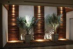 Fence Lighting, Exterior Lighting, Landscape Lighting, Lighting Ideas, Backyard Lighting, Lighting Design, Contemporary Outdoor Lighting, Tree Lighting, Design Exterior