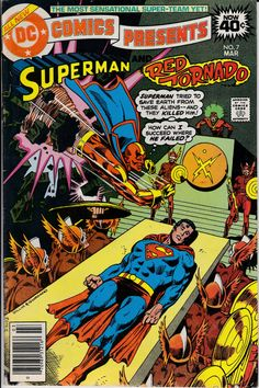 Dc Comics Presents 1978 DC 7  March 1979 issue  Dc by ViewObscura, $2.00