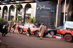 Bamako sous lesballes du jihad