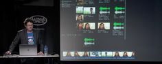 In the next of the series of FCPX related presentations from the Faster Together stage at NAB, Roger Bolton from...
