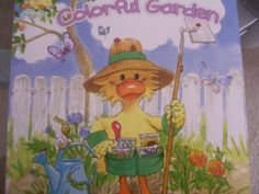 Little Suzy's Zoo ~ Colorful Garden by Nancy Parent - Yard Sale Price: Part of $25.00 Bundle -  http://www.amazon.com/dp/B004U7M2XW/ref=cm_sw_r_pi_dp_Vgy1tb1GWT09XVRY