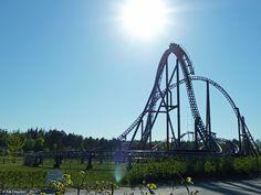 Piraten Djurs Sommerland #Denmark #rollercoaster