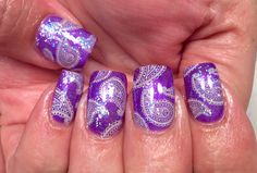 Angel Love Gel Nails By Shannon N