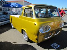1962 Ford Econoline Truck
