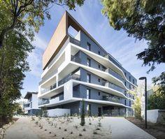 32 Housing, Montpellier, France / MDR Architectes / ph: Mathieu Ducros