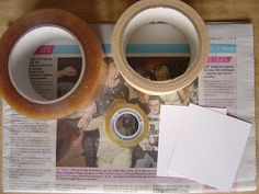 Tape Image Transfer