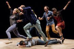 Celui qui tombe - Yoann Bourgeois Yoann Bourgeois, Stage Play, Christmas Carol, Photo Art, Nyc, Storyboard, Folk, Editorial, Strange Art