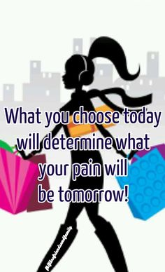 Choose wisely...how do you judge when doing so little ends up being too much