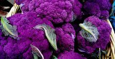 Paarse groente