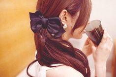 Pandora GLAM: Fashion Look | Lazos para el cabello?