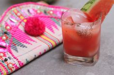 August is almost over...here's our salute to summer, in cocktail form. http://blog.swell.com/Watermelon-Cocktail-Recipe