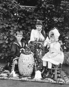 Michael, Xenia, and Olga