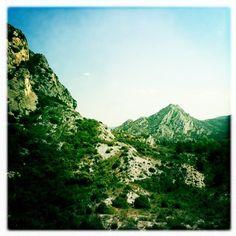 Les Alpilles #southoffrance #sud #paysages