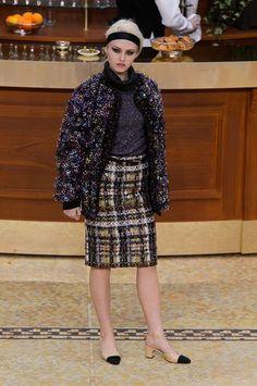 Chanel - #PFW Fall/Winter 2015/2016 www.so-sophisticated.com