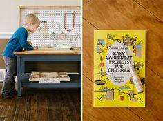 diy child's tool bench