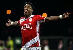 Sportvantgarde's blog.: Standard Liege striker Batshuayi keen on Arsenal m...