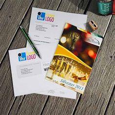 Mailings werden bei uns komplett produziert - von der Datenübernahme bis zum Briefzentrum alles aus einer Hand.