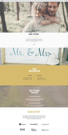 Save the date website template save the date online invitation wedding invitation website template stopboris Images