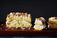"""""""World's Best Cake"""" with Banana & Coconut, a recipe on Food52"""