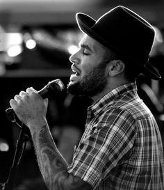 Ben Harper - Can sing my feelings better than I can even think them. Cant wait for September 29th, 2012
